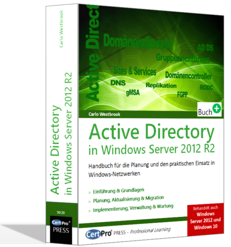 Active Directory in Windows Server 2012 R2