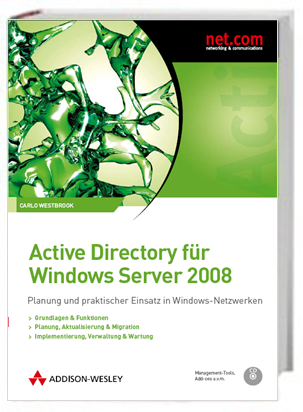 Active Directory für Windows Server 2008