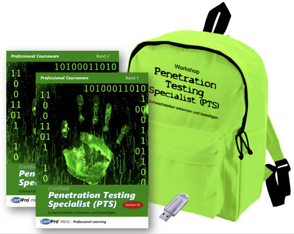 (Certified) Penetration Testing Specialist (PTS)